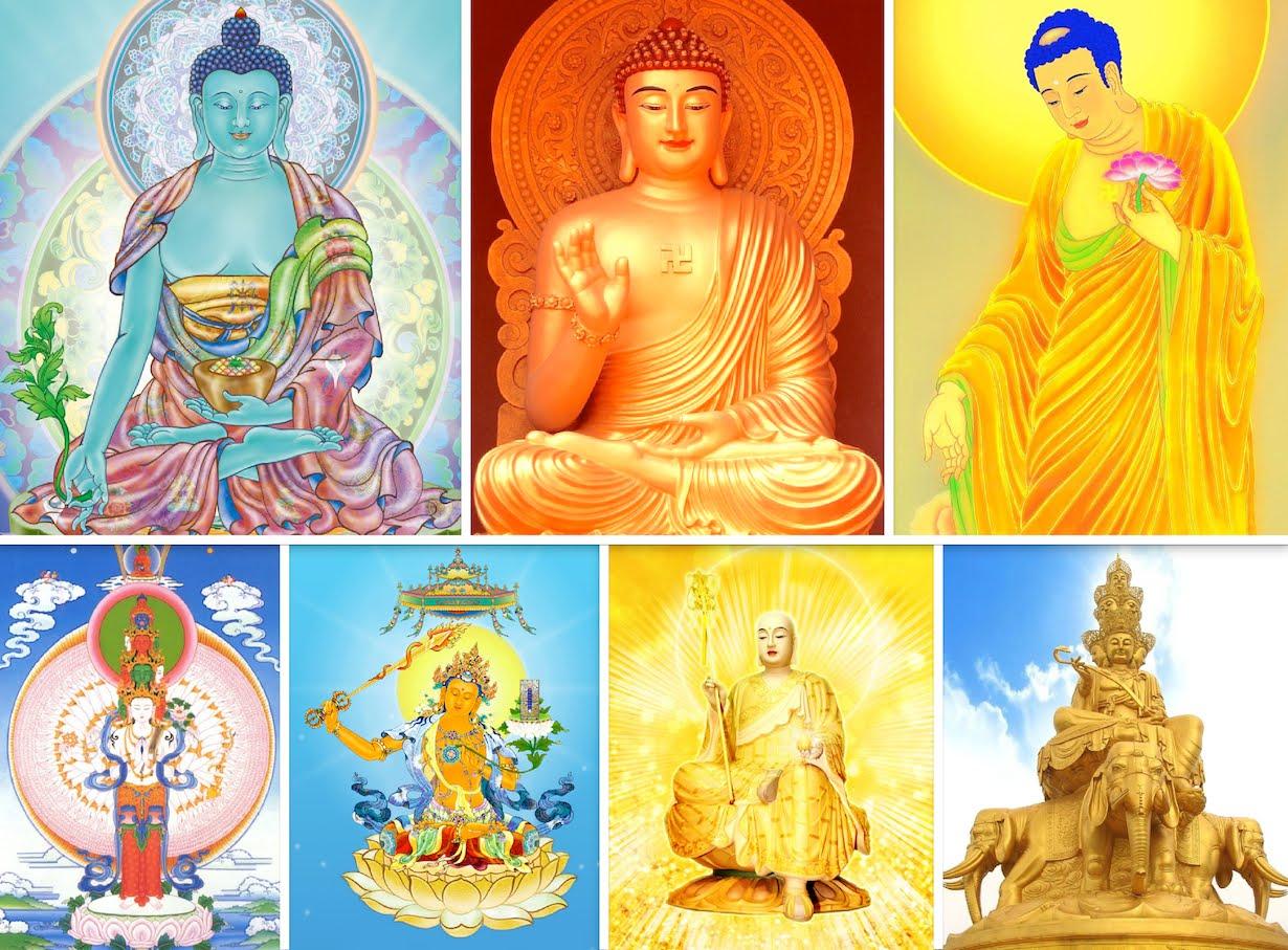 佛菩薩的啟示 Enlightenment from Buddha and Bodhisattva