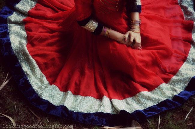 indianweddinganarkali