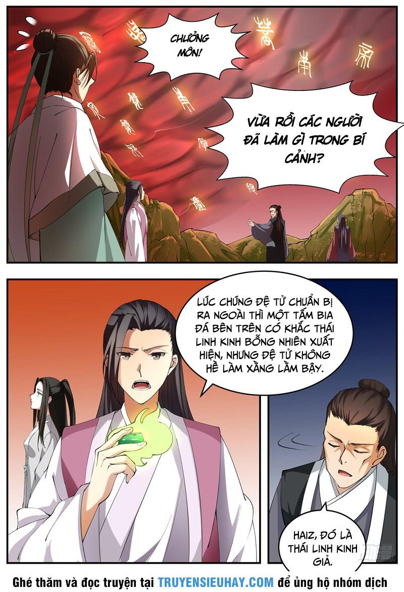 Ngã Dục Phong Thiên Chapter 55 - Hamtruyen.vn