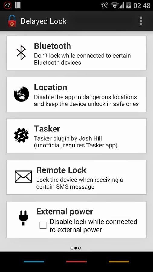 Delayed Lock FULL v3.4.2