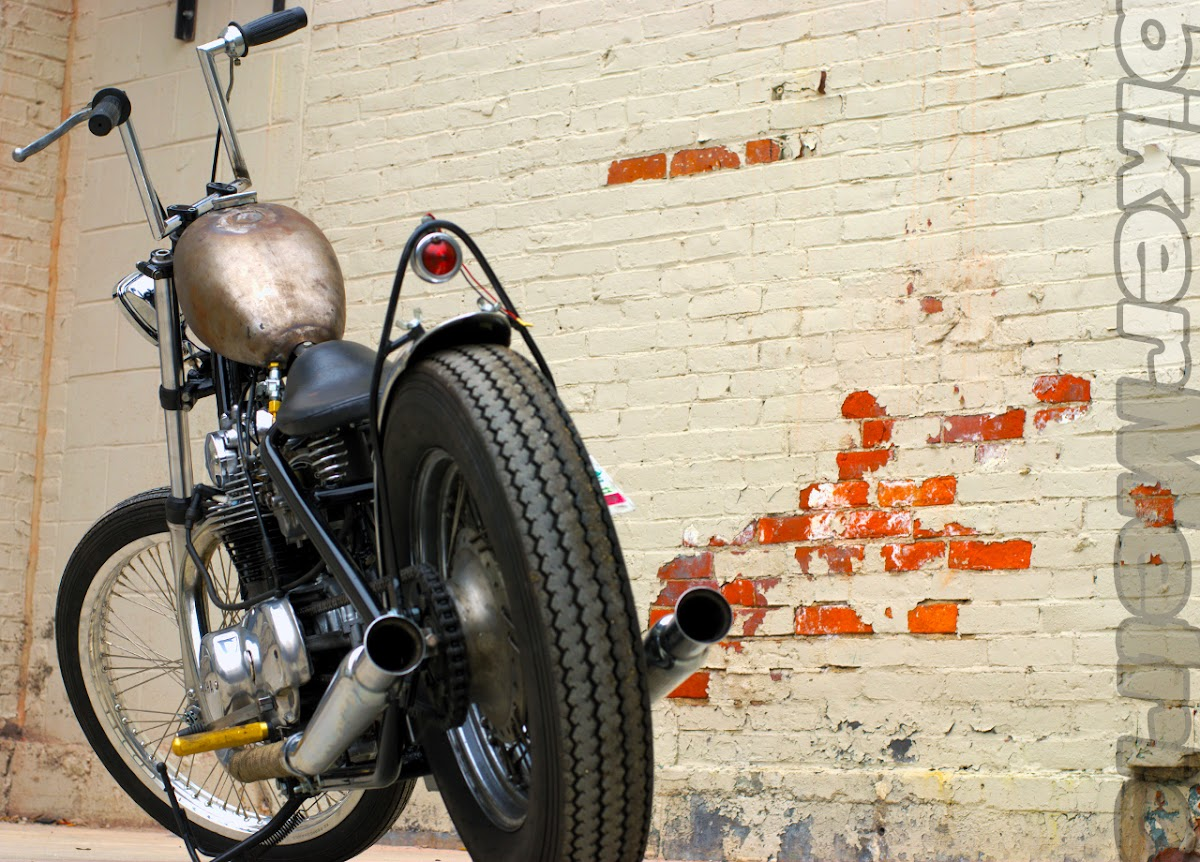 yamaha xs650 chopper by keith hill | from drivendaily.org