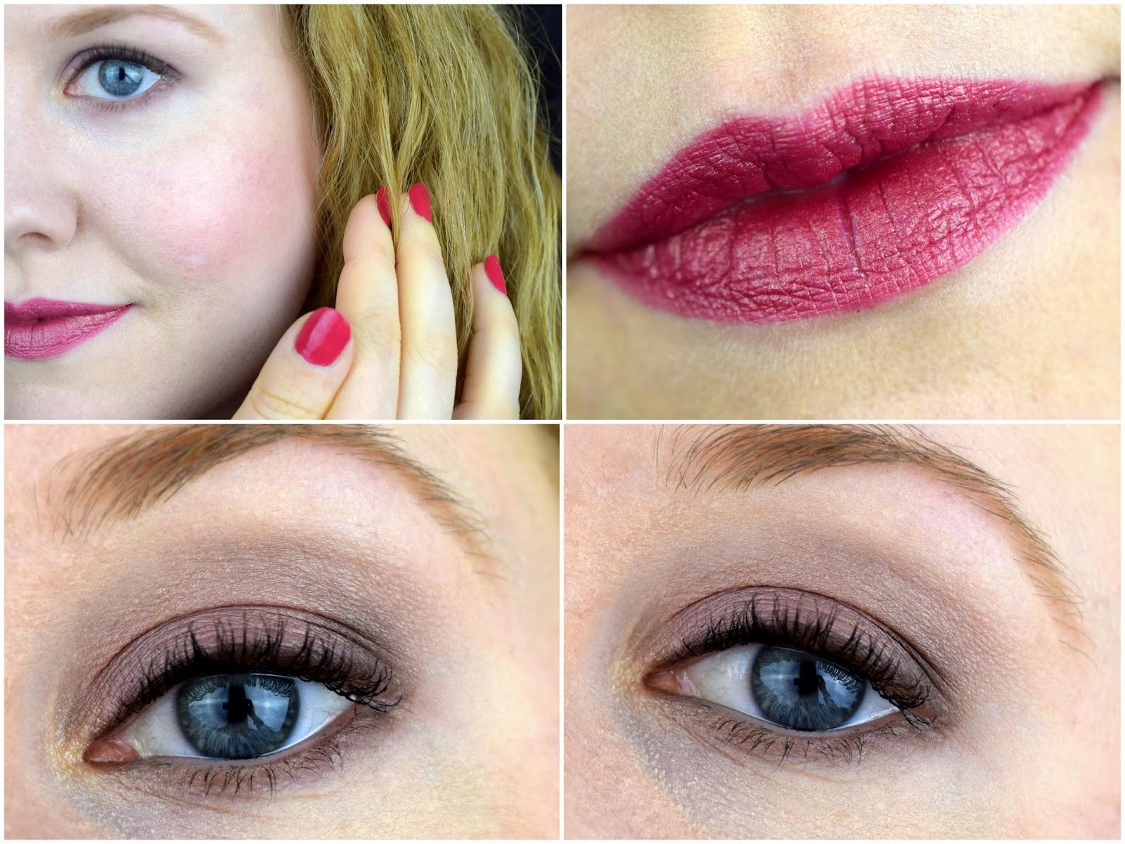 Details Kiko Look ,it Ace of Diamond Lipstick 21