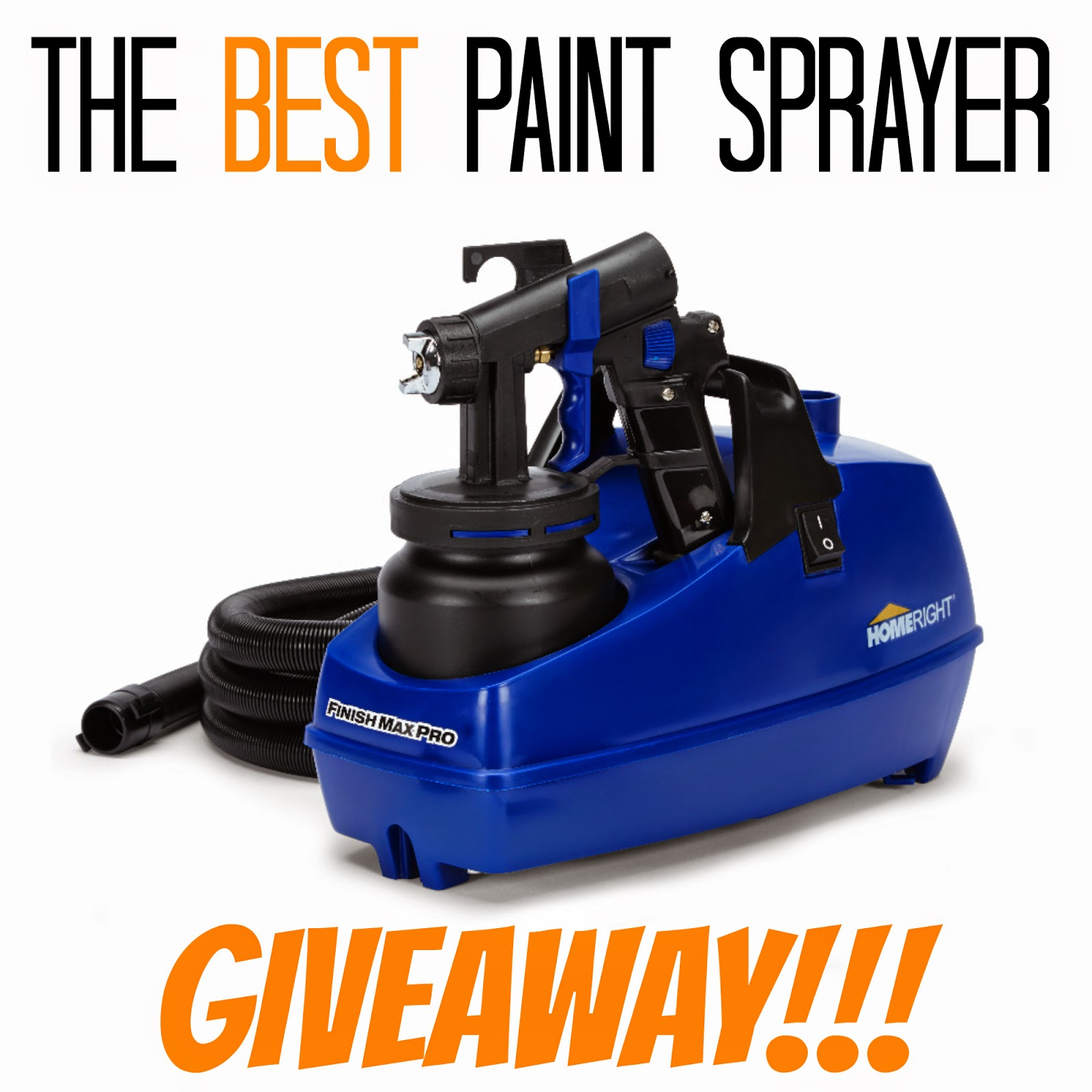 Pneumatic Addict The Best Paint Sprayer Giveaway