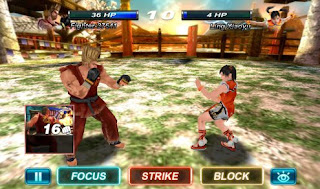 Game Tekken Card Tournament Mod APK+DATA Terbaru