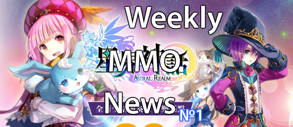 Weekly MMO News