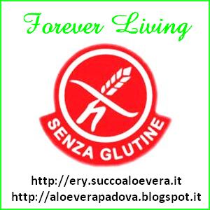 I prodotti senza glutine della Forever Living