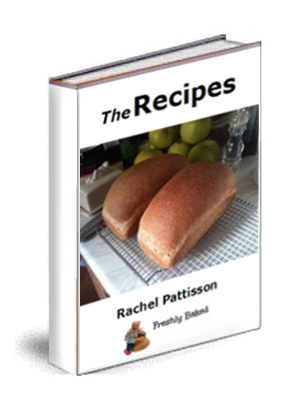 bread recipes ebook