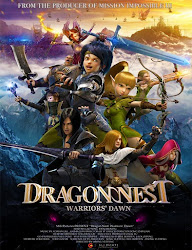 Dragon Nest: Warriors' Dawn (2015) [Vose]