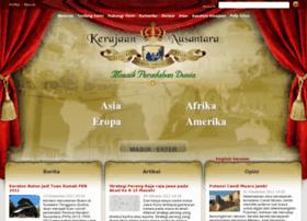 Hubungan Paguyuban Pakoe Boewono dengan Kerajaan se Nusantara