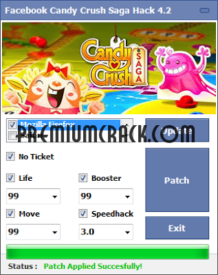 Updated]Candy Crush Saga Cheats Tool v4.2
