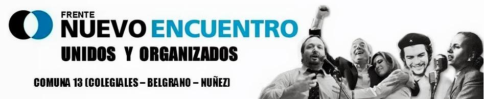 Frente Nuevo Encuentro Comuna 13