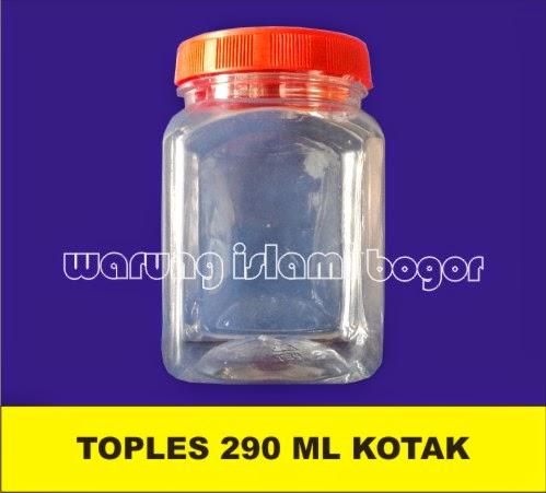 Jual Jar Toples Kotak