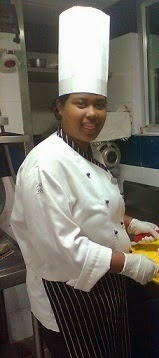 My Chef sister Sweta's Blog