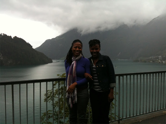 black women in switzerland