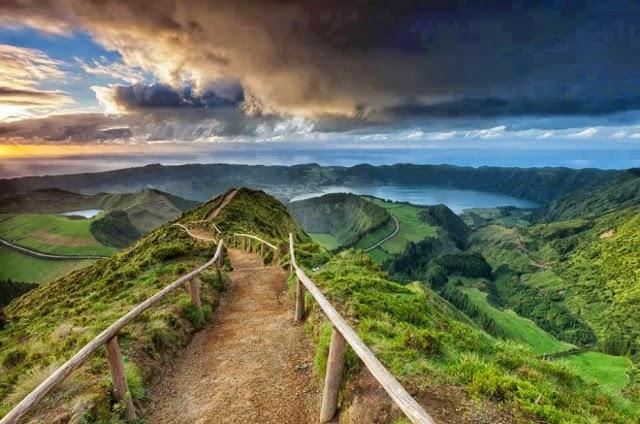 paisaje isla sao