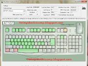 Software Test Kerusakan Keyboard