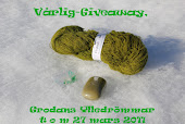 Vårlig Giveaway hos Grodans Ylledrömmar