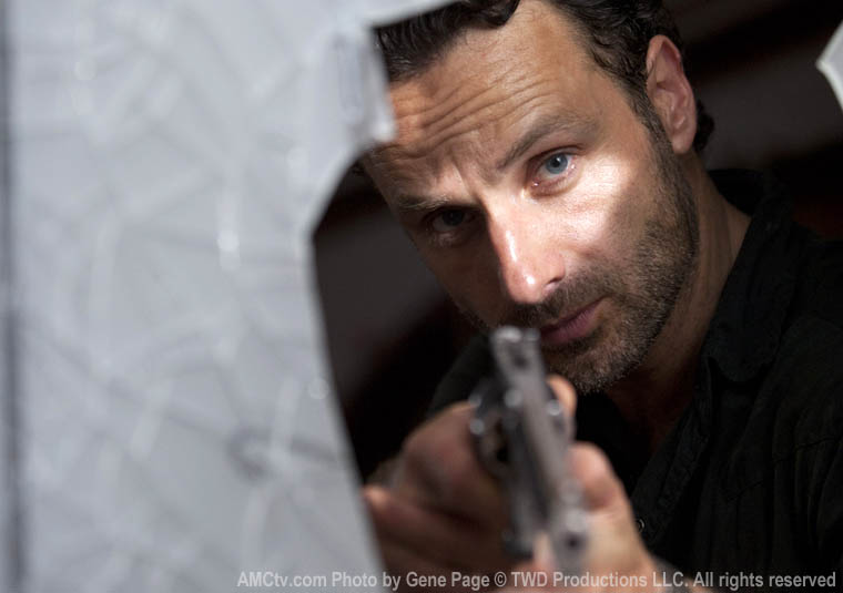 Walking dead season 2 episode 9 triggerfinger