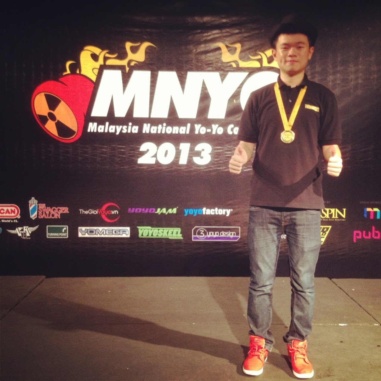 I WON OFFSTRING DIVISION IN MALAYSIA NATIONALS! MNYC 2013