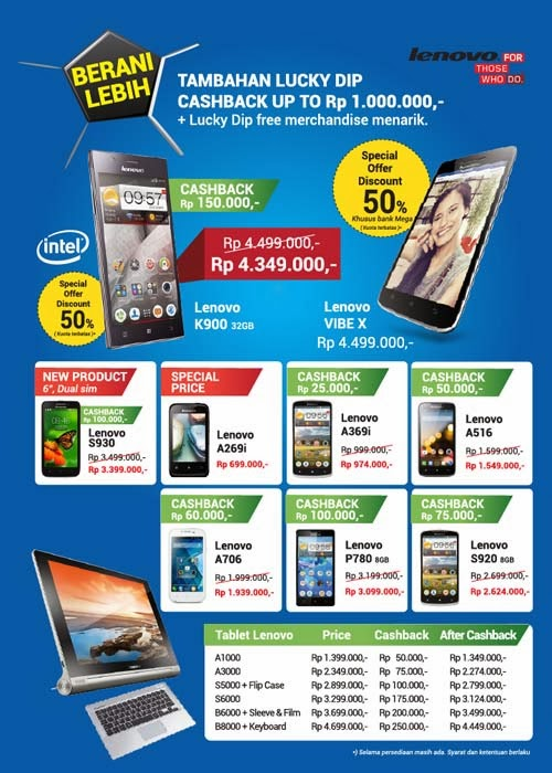 Global Teleshop Promo Lenovo di MBC 2014