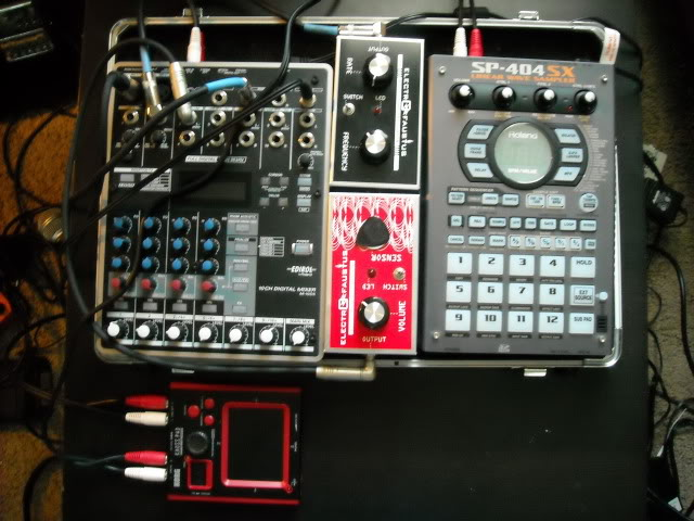 SP-FORUMS • View topic - madlib in Wire mag (with an sp-606!)