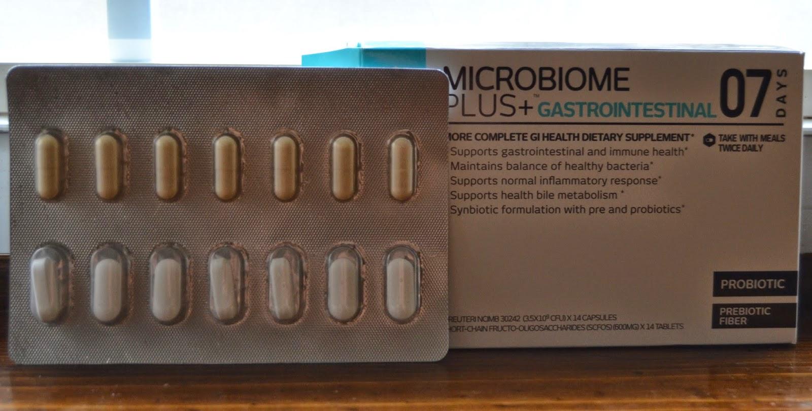 Microbiome Plus+ GI Probiotics
