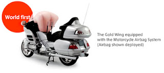 Airbag System-Honda Advanced Technology