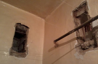 Вентиляция в туалете и ванной