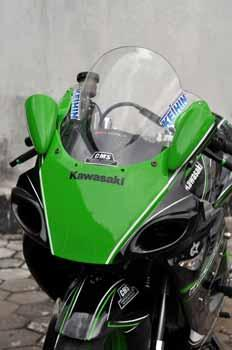 Image Modifikasi Ninja Rr150