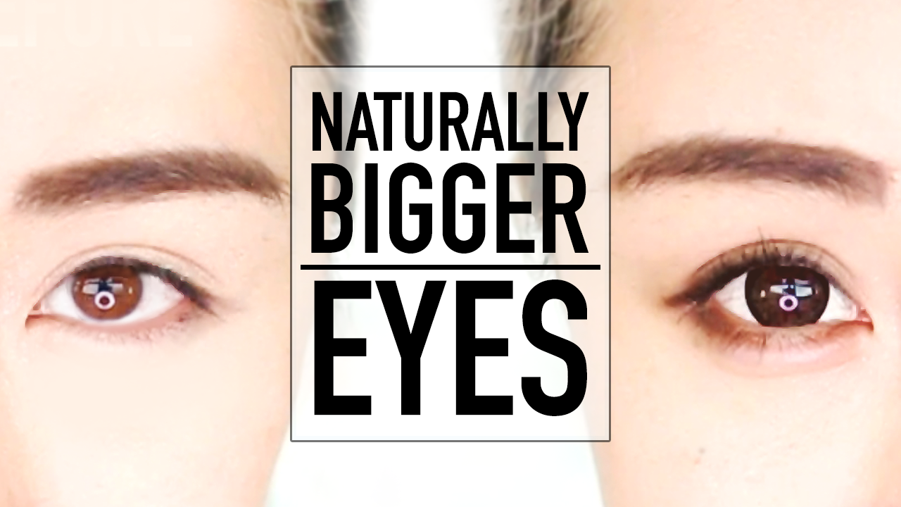 Bigger Eyes Drugstore Makeup Tutorial ♥ Perfect for Hooded Eyes ...