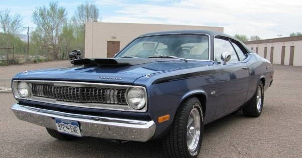1972 Plymouth Duster Classic Muscle - Buy American Muscle Car