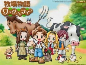 Download Game PC Harvest Moon Back To Nature Bahasa Indonesia