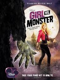 Cô Gái Và Mụ Phù Thủy - Girl Vs. Monster