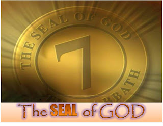 seven sabbath- seal of God