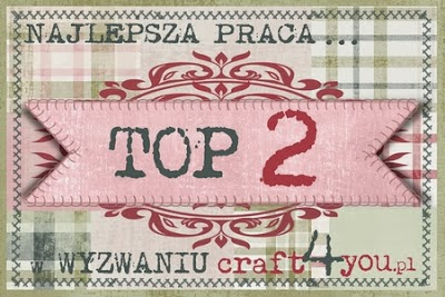 Wyróżnienie Craft4you - 2 razy