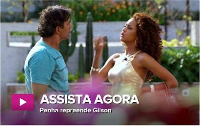 """Cheias de Charme - Setembro - 2012:  Personagem:""""Fabrícia"""" – Fabianática (Cena 25)"""