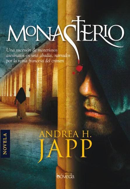 novela Monasterio Andrea H. Japp