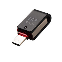 Silicon Power Mobile X31 32GB OTG Flash Drive