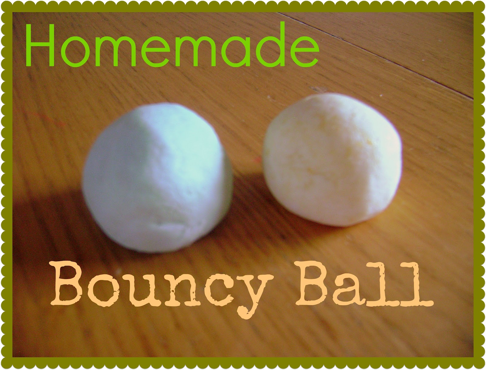 investigatory project homemade bouncy polymer Bouncy polymer chemistry experiment: home then the bounce height of the bouncy ball will decrease because we think the added glue will make the bouncy.
