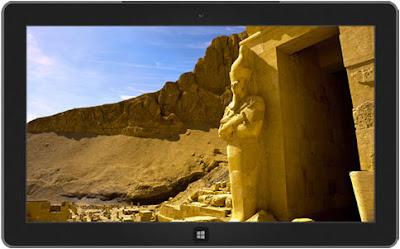 Windows 8 Mısır Teması
