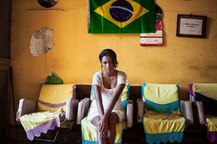 Rio de Janeiro, Brazil - I Photographed Women From 37 Countries To Show That Beauty Is Everywhere