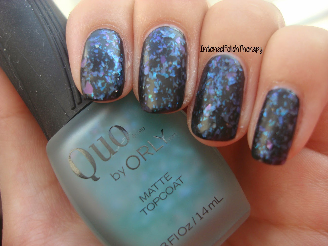 Quo by Orly - Green Matte