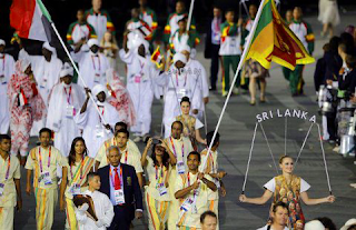 sri lanka in 2012 london olympic