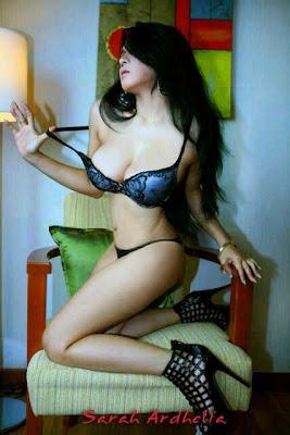 Foto Bugil Sarah Ardhelia Model Hot Indonesia