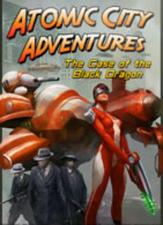 download gratis Atomic City Adventures The Case of the Black Dragon PC