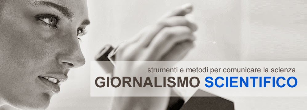 Giornalismo Scientifico