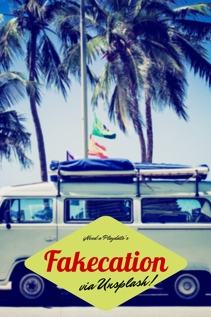 Summer Fakecation