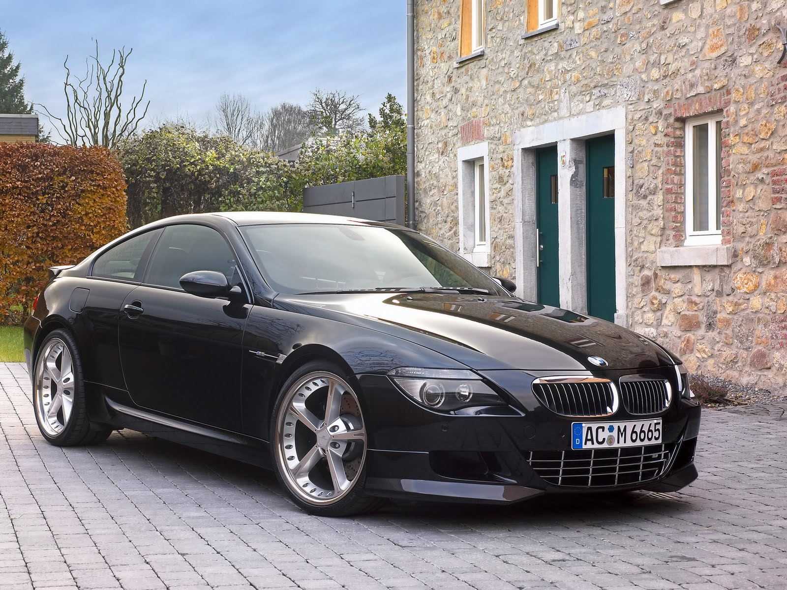 Black Bmw Car Wallpaper Cars Wallpapers And Pictures Car