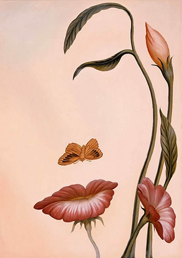 Octavio Ocampo - Mouth of the Flower