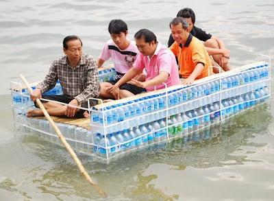 Perahu botol